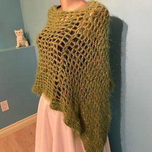 ⚡️2 for $20⚡️Crocheted poncho